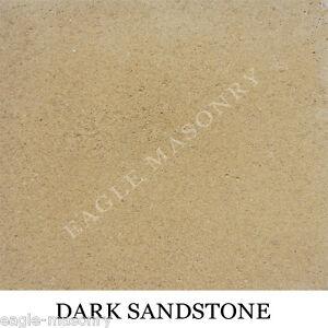 Concrete Pavers : DARK SANDSTONE 400x400x45