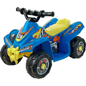 Lil-Rider-Blue-Bandit-GT-Sport-Battery-Operated-ATV-Great-Fun-for-the-Kids