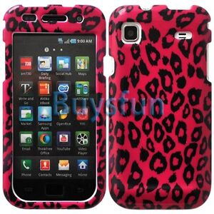 Leoparda Hard Case Cover Skin Front & Back For Samsung Galaxy S i9000