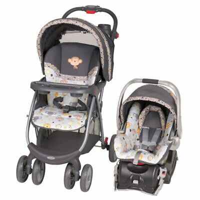 Envy Ταξιδιωτικό σύστημα Καροτσάκι μωρού και κάθισμα αυτοκινήτου - Bobble κεφαλές
