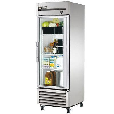 True T-23g-hc Commercial Reach-in Glass Swing Door Refrigerator