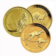 Random PE Gold Kangaroo 1 oz Coin