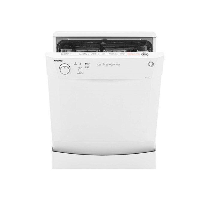 Beko DWD5414W 12 Place Fulll Size Free Standing Dishwasher