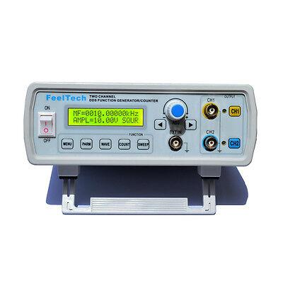 12 MHz DDS-Funktionsgenerator Function Generator Rechteck-Sweep Counter FY2200S