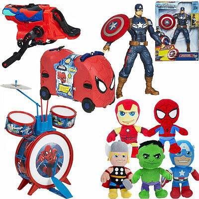 OFFICIAL MARVEL AVENGERS TOYS GIFT PLUSH ACCESSORIES KIDS CHILDRENS PRESENTS NEW