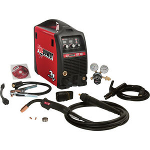 140i Multiprocess Welder — 115V, 140 Amps