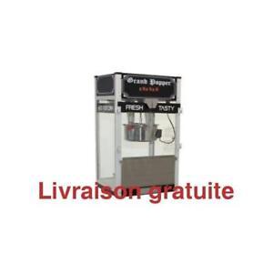 Machine a popcorn / Popcorn Machine Tabletop