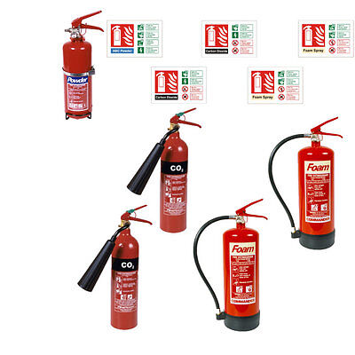 Large Business Office Fire Safety Kit