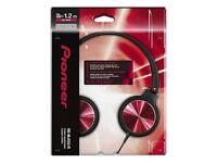Pioneer SE-MJ522 Headphones