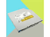 Faulty cd/dvd Drive on your laptop? I can repair it. Slim Internal DVD±RW writer optical disc