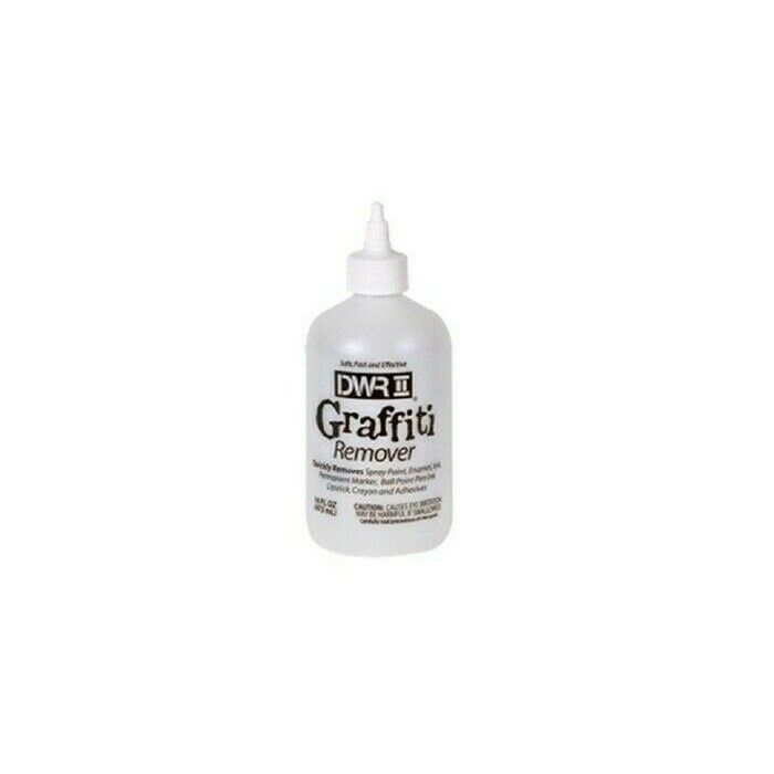 Chemique DWR II Graffiti Remover For Smooth Surfaces 16OZ