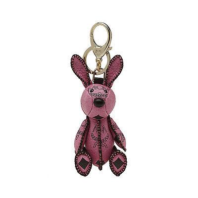 MCM Animal Doll Cham Bisetoseu L Rabbit Other Accessories MYZ4SVI38PK Pink Color