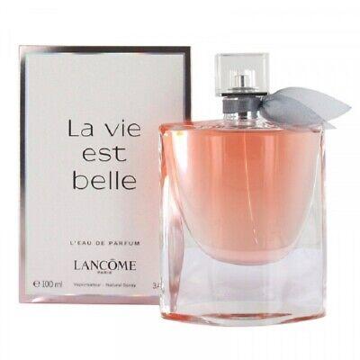 La Vie Est Belle By LANCOME L'eau de parfum 3.4 oz - 100ml Women's New & Sealed