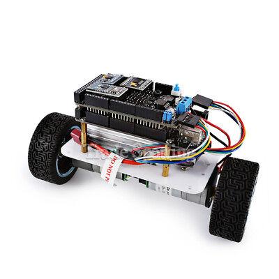 Sainsmart Instabots V4 2 Wheels Self Balanced Car For Arduino Bluetooth Control