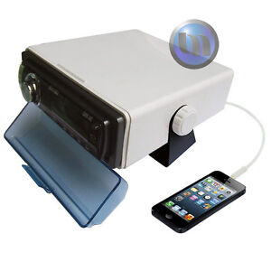 NEW Waterproof Marine stereo MP3/CD/Radio/AUX Ipod Ready