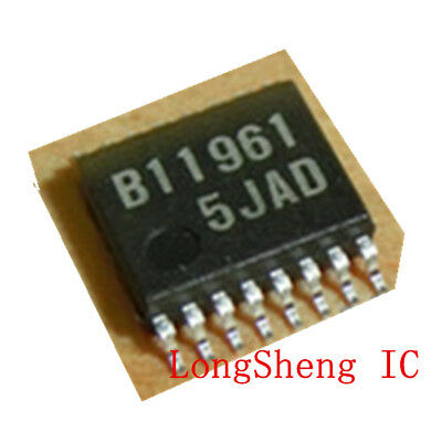 5pcs Lb11961-tlm-h Lb11961 Single-phase Full-wave Fan Motor Driver Ssop16 New