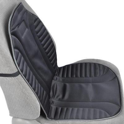 (Foam Pad Seat Cushion Massage Car Auto Home Office Black Ergonomic Cover 1pc)
