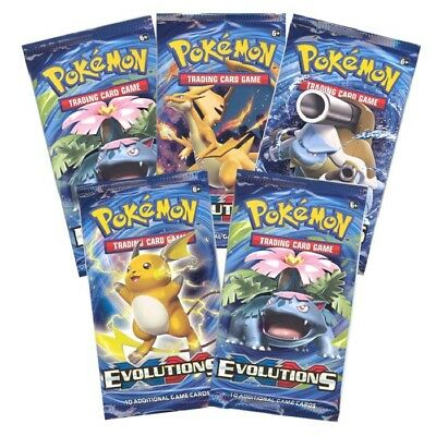 hand made pokemon booster packs