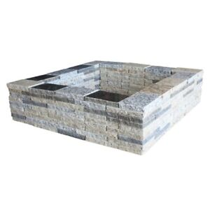 Granite Fire pit - Retails for $1,700 BRAND NEW