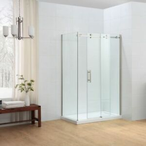 Shower Base and Screen