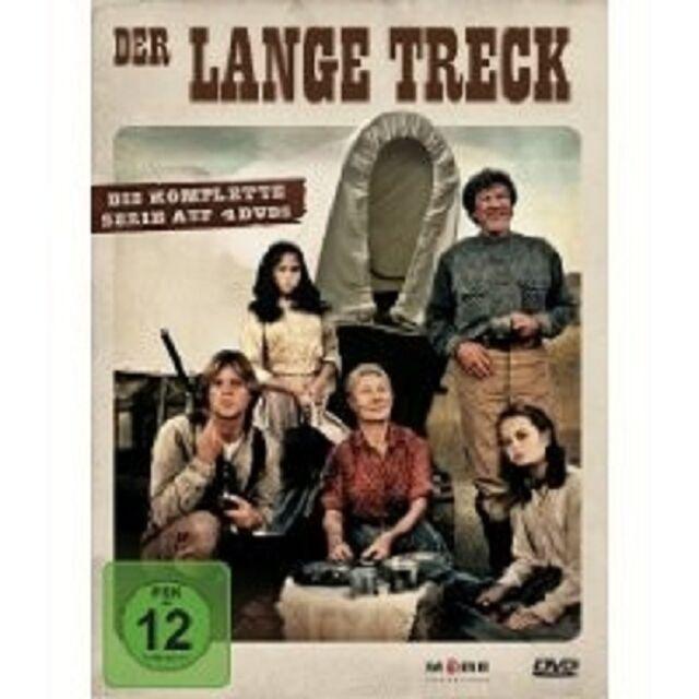 DER LANGE TRECK DIE KOMPLETTE SERIE 4 DVD NEU
