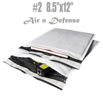 ProLine® 50 Padded Kraft Bubble Envelopes Mailers bags 7.25x12 Inner 7.25x11