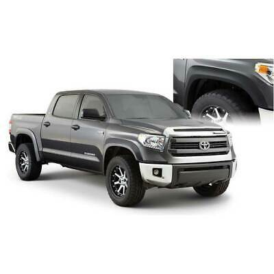 Bushwacker Extend-A-Fender Front & Rear Flares for Toyota Tundra 2014-2015