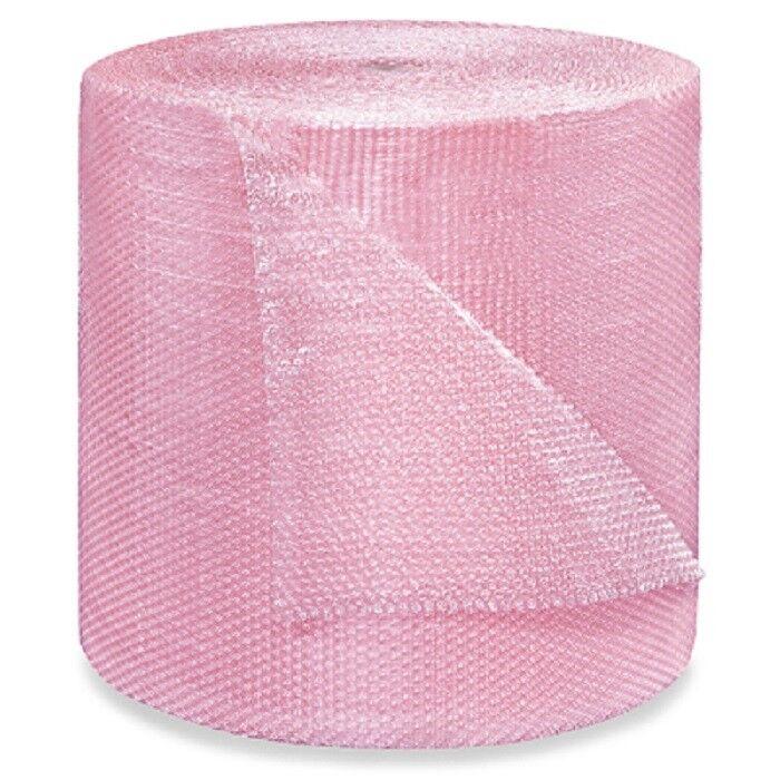 "3/16"" Small Bubble Cushioning Wrap Anti-Static Roll 350"