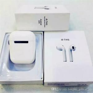 New! IFANS i8 tws Bluetooth V4.2 EDR Wireless Earbuds Headphones