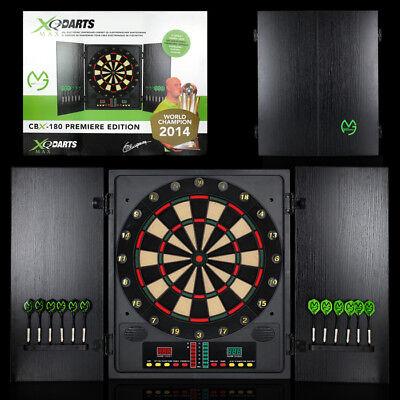 Elektronische Profi Dartscheibe CBX-180 Soft Dartboard Dart inkl. Dartpfeile NEU