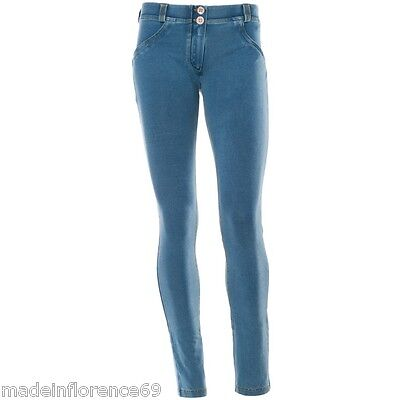 SCONTO 20% FREDDY WR.UP JEANS XXS S M L XL PANTALONE LUNGO PUSH UP WRUP1LA1E