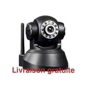 Camera ip PTZ  /   Security Camera indoor PTZ