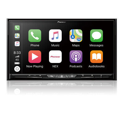 Pioneer AVIC-W8500NEX DVD Player GPS Bluetooth WiFi Weblink CarPlay Android Auto