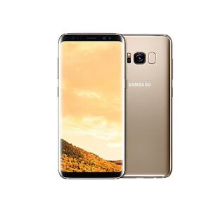 Trade my S8 for Iphone ** fixable crack in screen