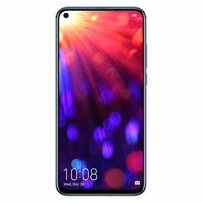 Huawei Honor VIEW 20 256GB Panthon Blue Dual Sim 6.4' 8GB RAM NUOVO ITALIA