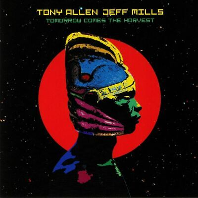 "ALLEN, Tony/JEFF MILLS - Tomorrow Comes The Harvest - Vinyl (10"")"