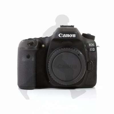 Neu Canon EOS 80D Digital SLR Camera Body (Kit Box)