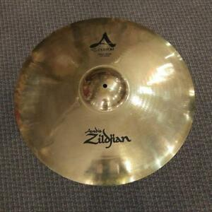 "Zildjian A Custom Cymbale Ping Ride 22"" - used-usage"