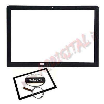 Glas Ersatzteile MacBook Pro Apple 15,4 Unibody A1286 mit Klebstoff 2009 2010 (Macbook Pro Ersatzteile)