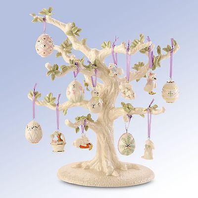 Lenox Ornament Tree & 140 Miniature Ornaments 12 Sets Winter Delights Easter NEW