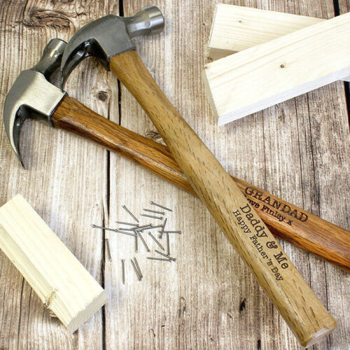Personalised+Engraved+Wooden+Claw+Hammer+-+Father%27s+Day%2C+Birthday%2C+Christmas
