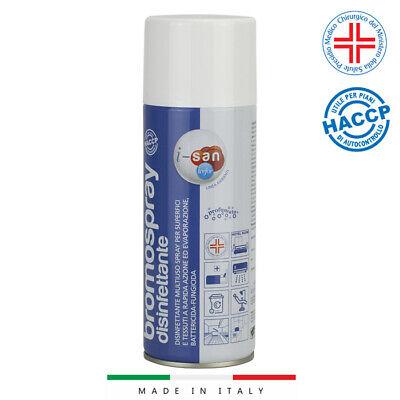 Bromospray Aerosol Disinfettante multiuso spray per superfici e tessuti