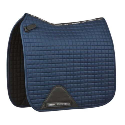 Weatherbeeta Prime All Dressage Saddle Pad - Different Colors - Full Size