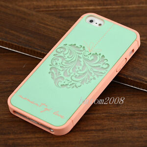 Fashion-Fancy-Cute-Green- Apple Iphone 5s Cute Case