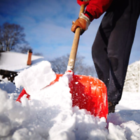 Snow removal service in Kitchener Cambridge Waterloo