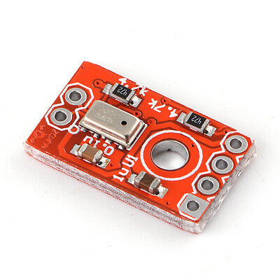 Mpl3115a2 I2c Intelligent Temperature Pressure Altitude Sensor For Arduino