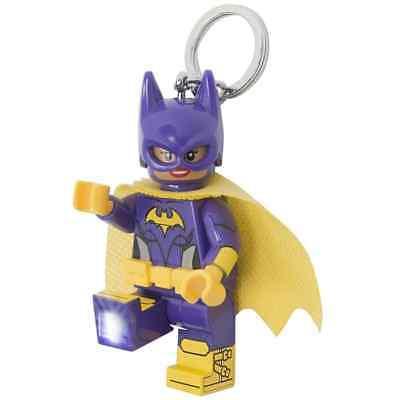 LEGO Batman Movie-Batgirl LED LITE Light Keychain Key Chain Bat Girl