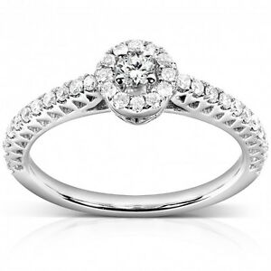 ROUND DIAMOND ENGAGEMENT RING 1/4 CARAT (CTW) IN 14K Castle Hill The Hills District Preview