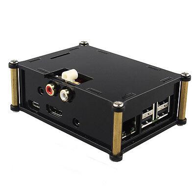 Acrylic Case For Raspberry Pi 2 B B I2s Interface Hifi Dac Audio Sound Card