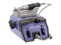 Upower Model UP200 Electric Nail File Machine 240V Purple